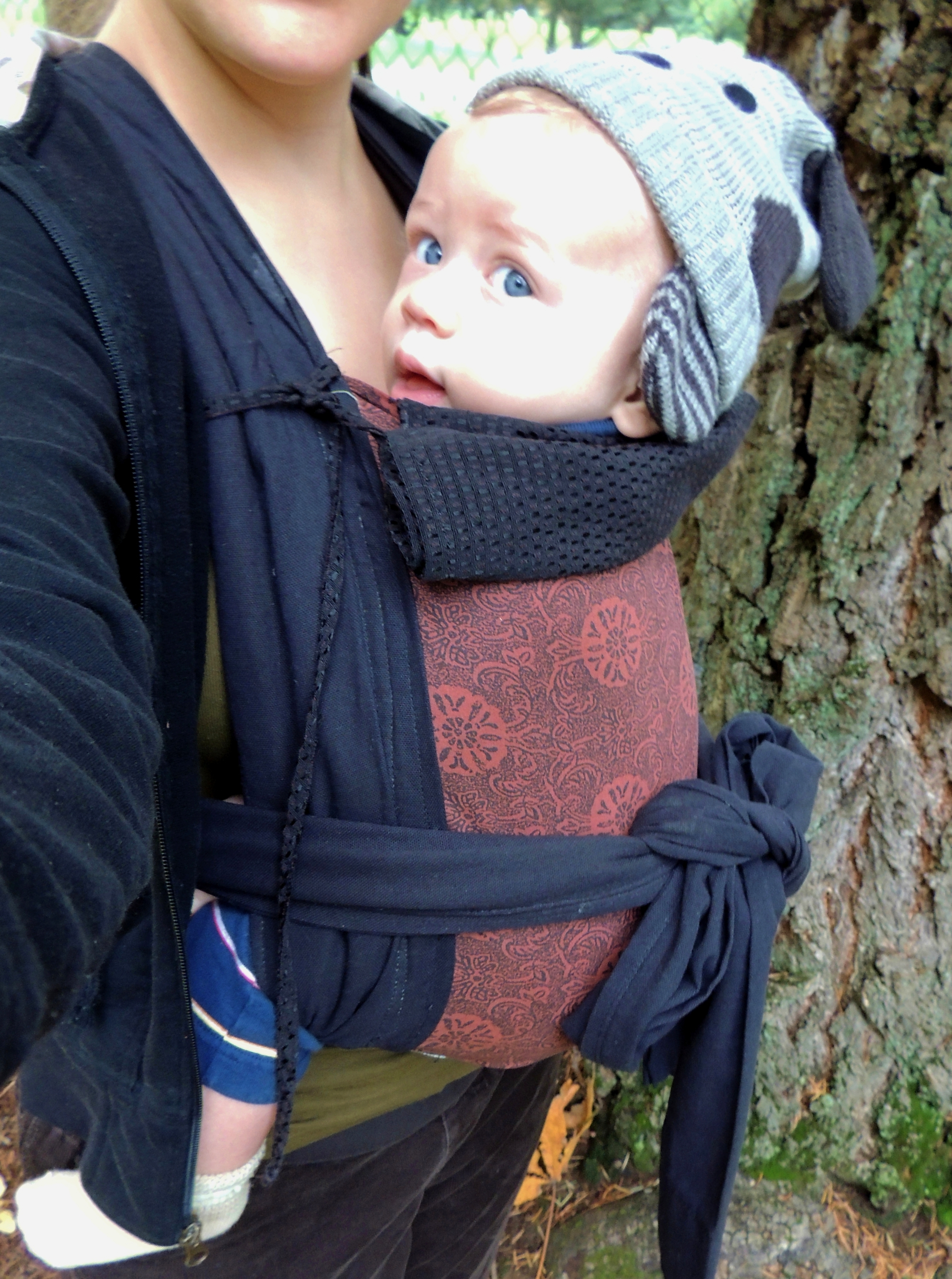 Ring Sling Lax Cat Creations